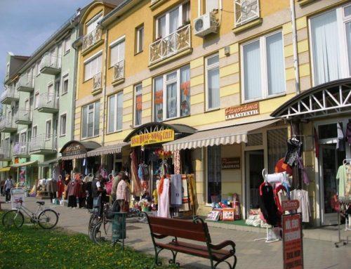 Hagyományos piac Lentiben (csütörtök, szombat)